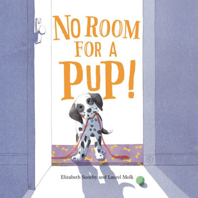 No Room for a Pup Book Link