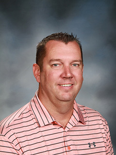 picture of principal, Scott Becker