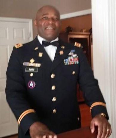 Major Morris