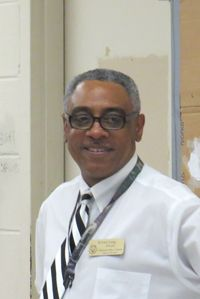 Mr. Lang- Principal