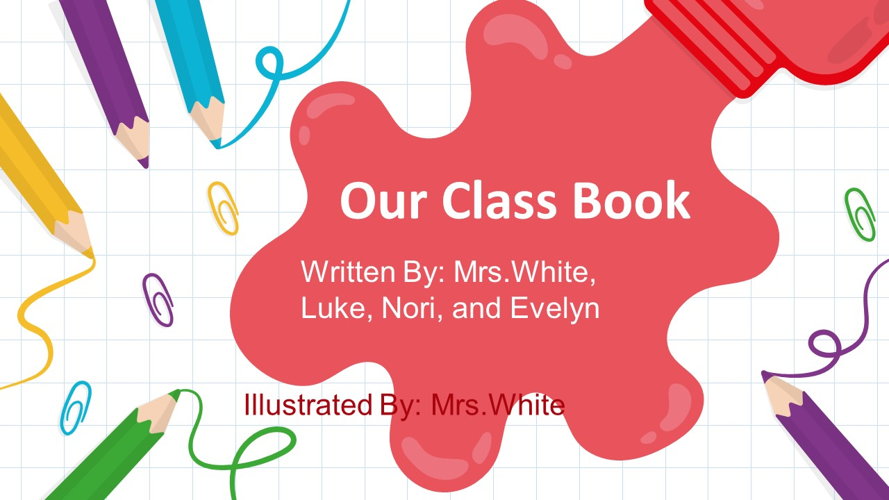 Our Class Book 2