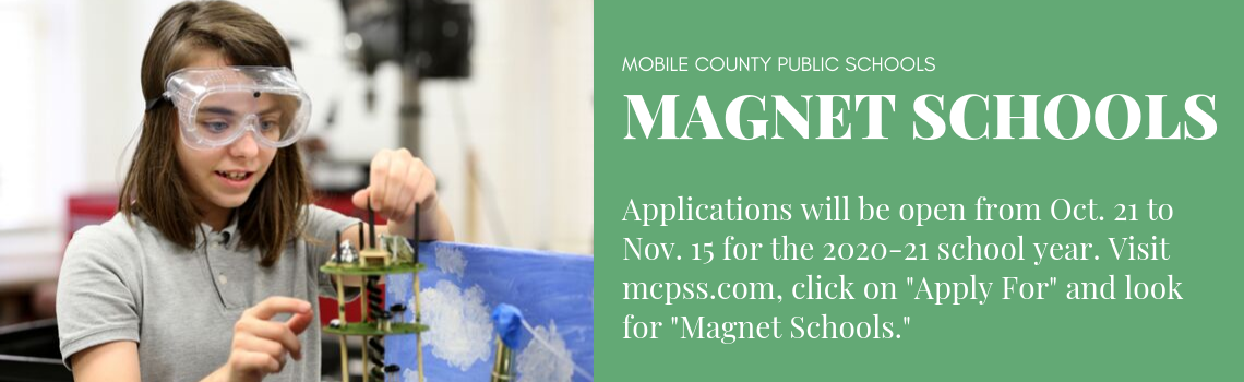 Magnet School Applications