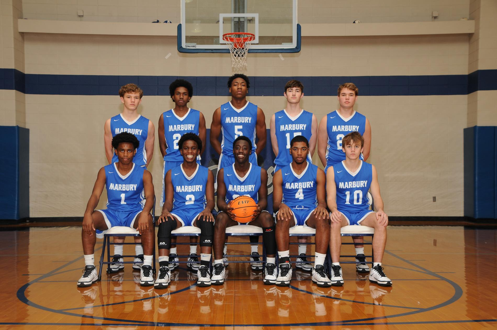 2020-2021 Varsity Boys Basketball