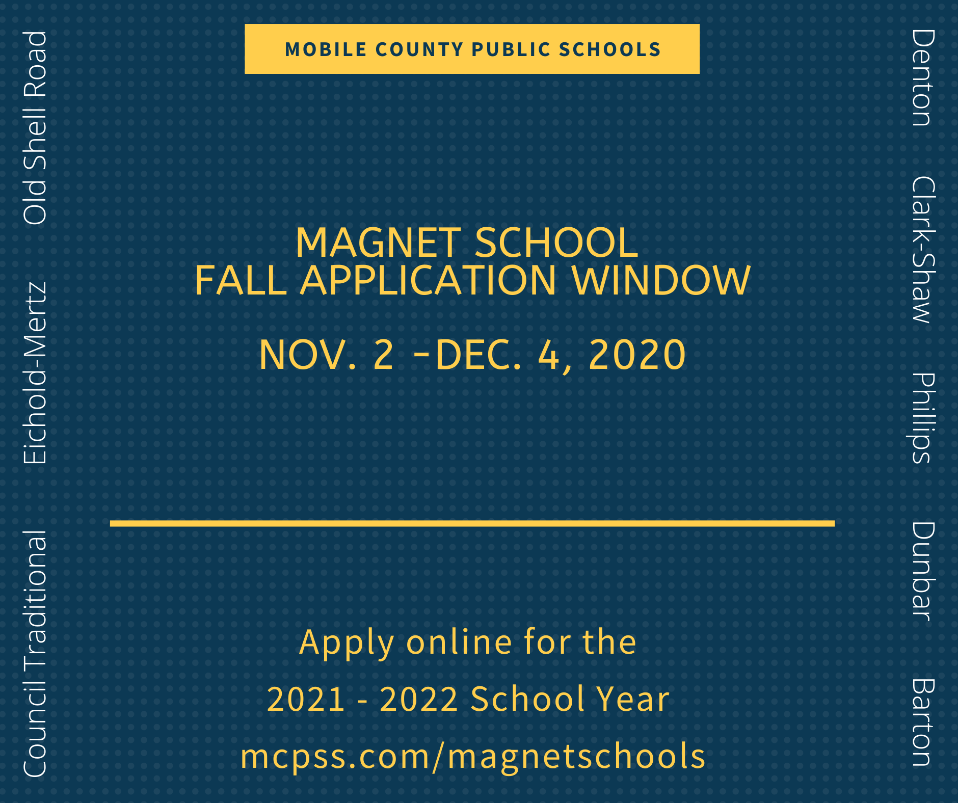 Magnet Application Window