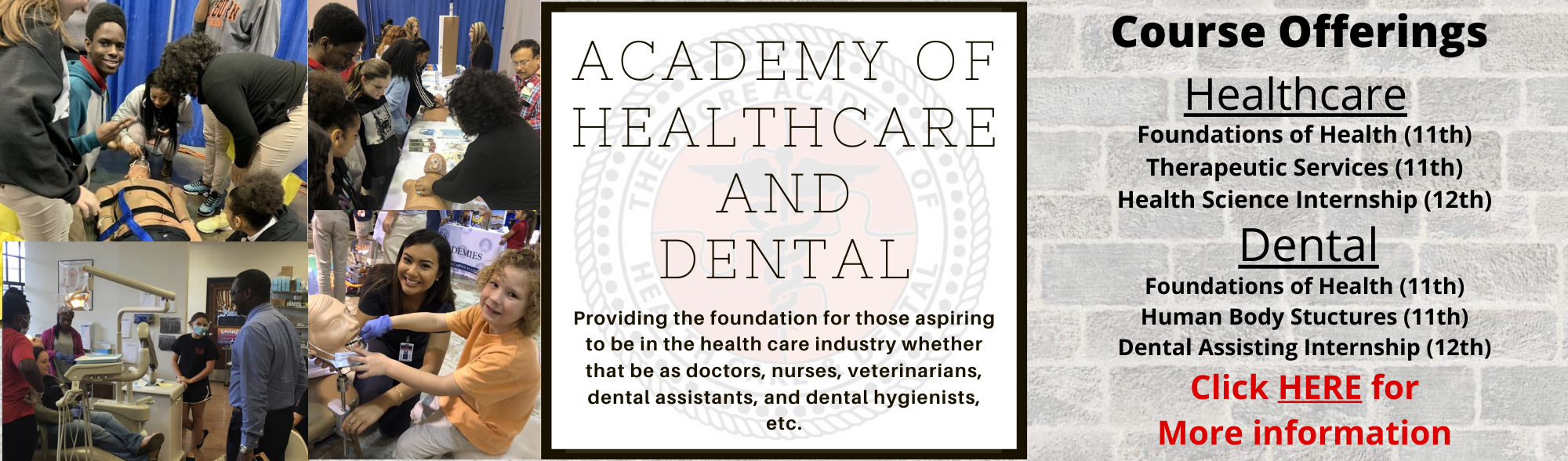 Healthcare and Dental