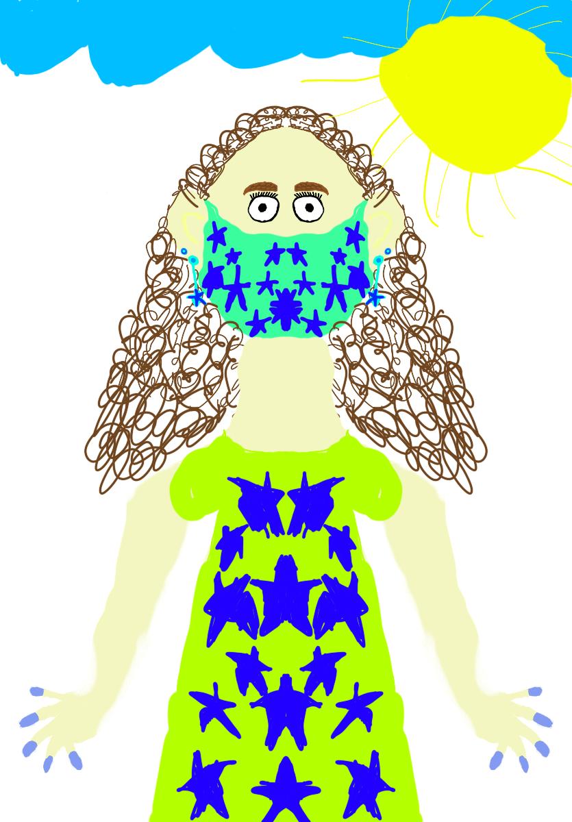 Digital Drawing for WEEK 10 (4th Grade)