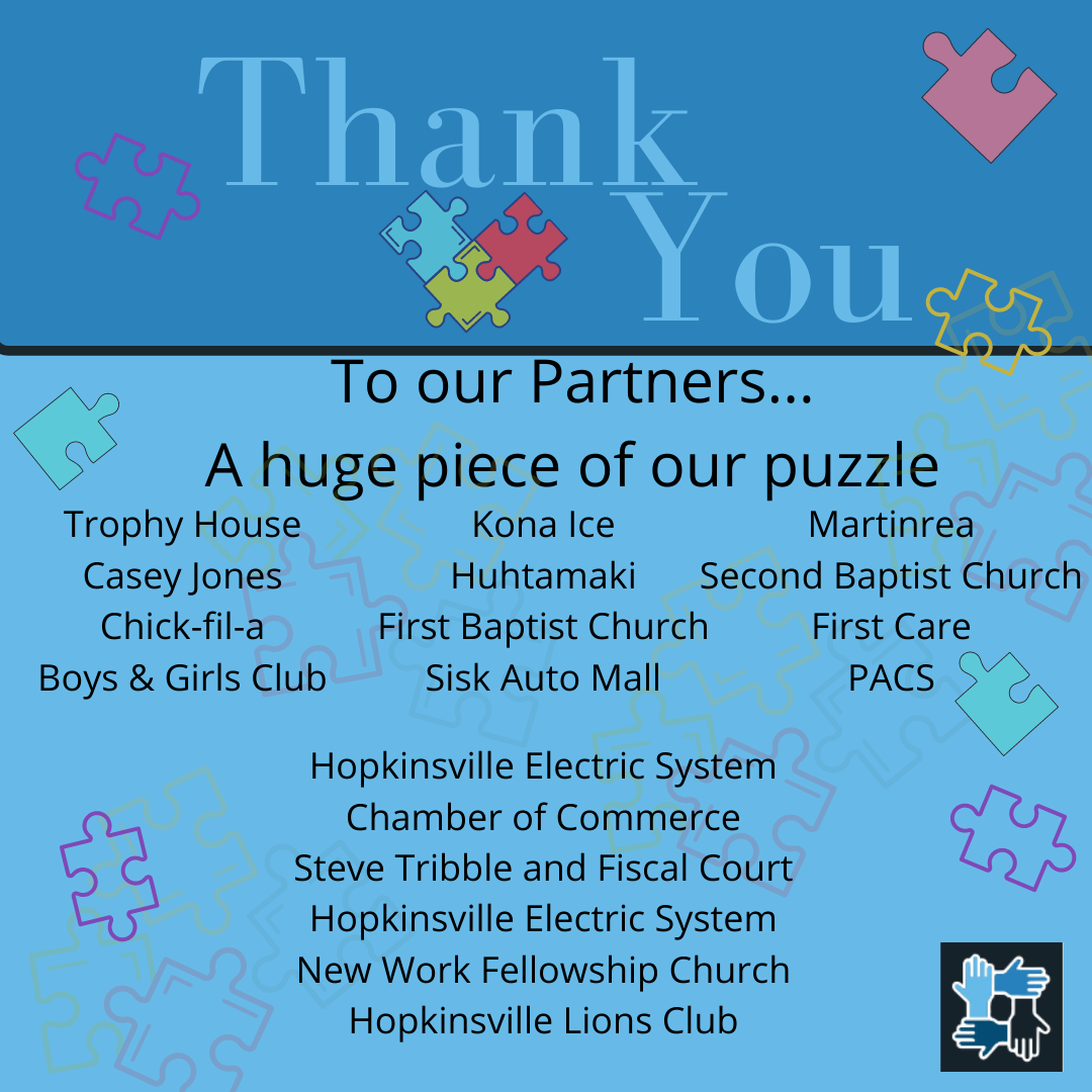 Thank you to our partners
