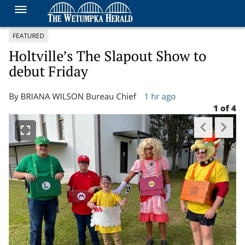 Wetumpka Herald article