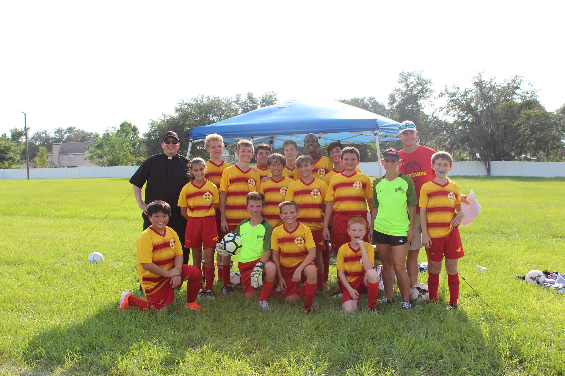2019 Soccer Team