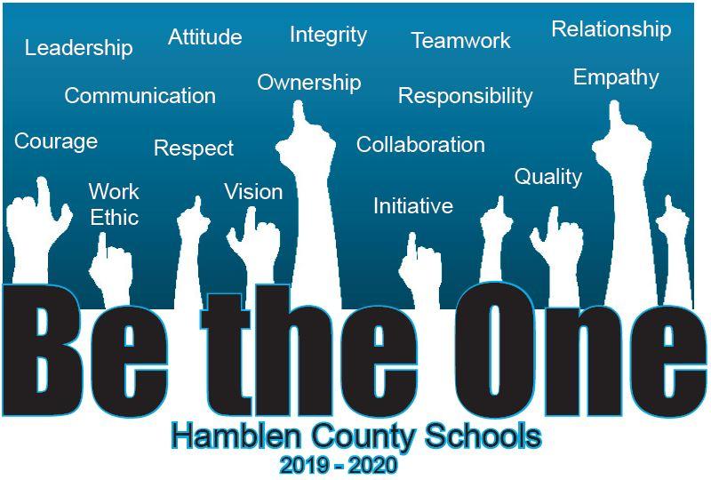 Be the One-Hamblen County Schools