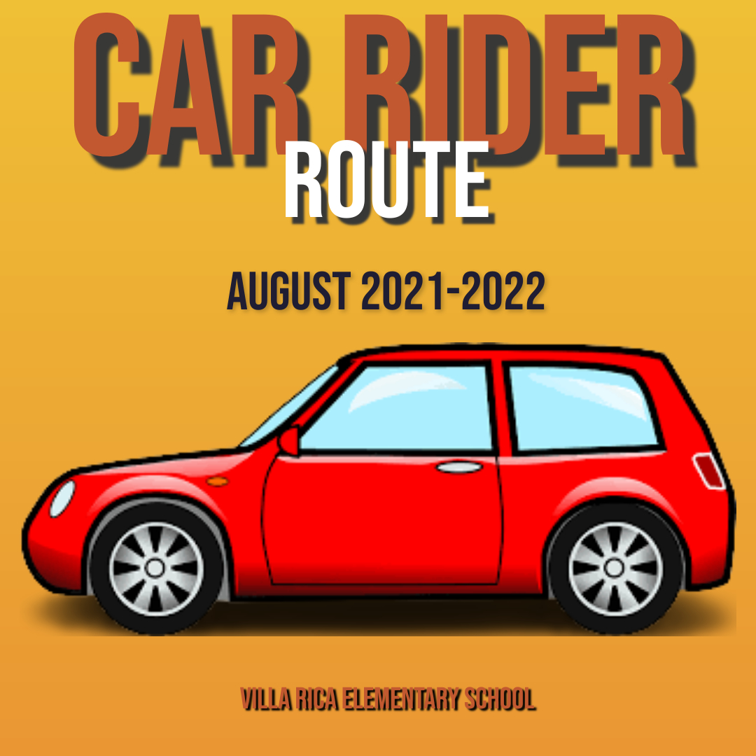 Car Rider Route