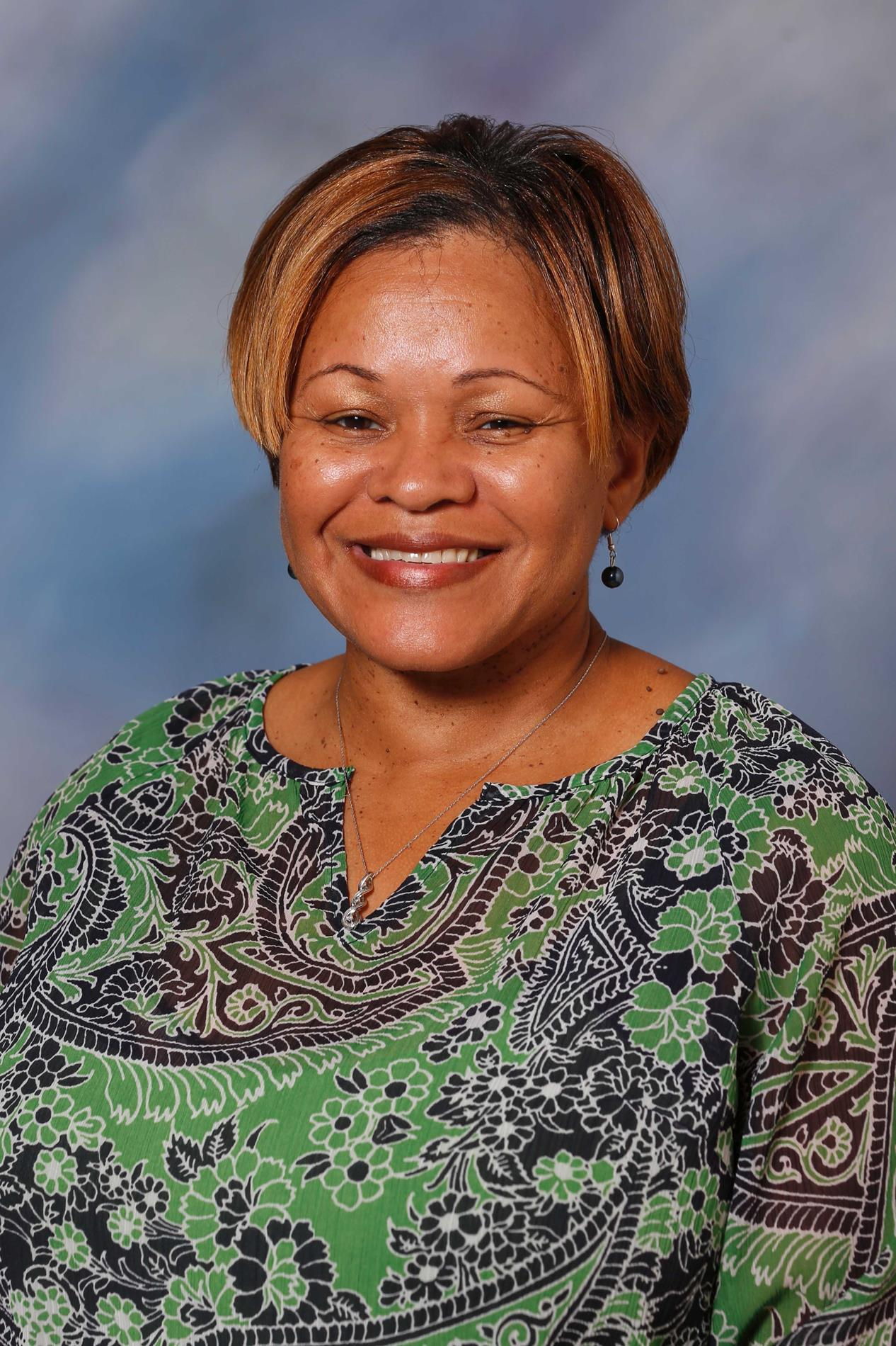 Sherry Johnson Assistant Principal CTAE