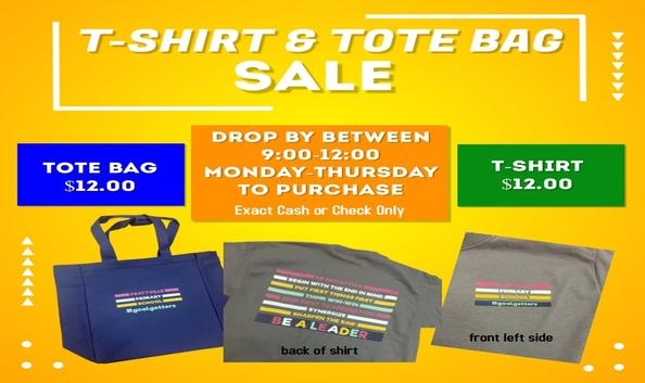 Shirt and Tote