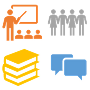 Strategic Plan Icons