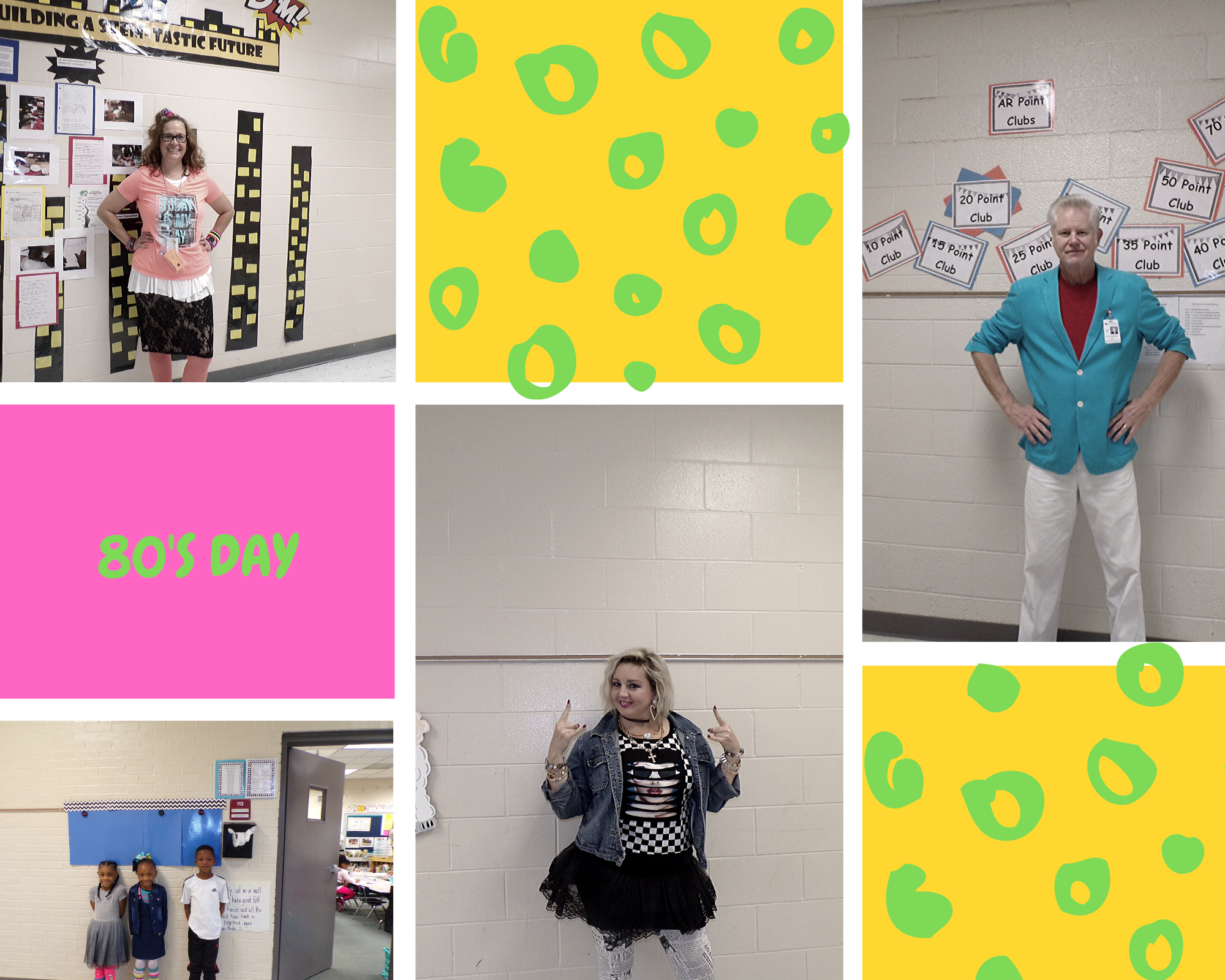Cool Wildcats Celebrate the 80th Day of School