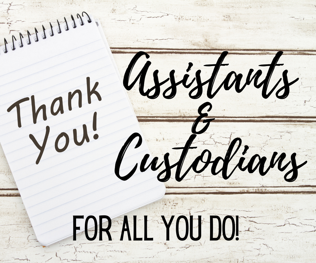 assistants and custodians