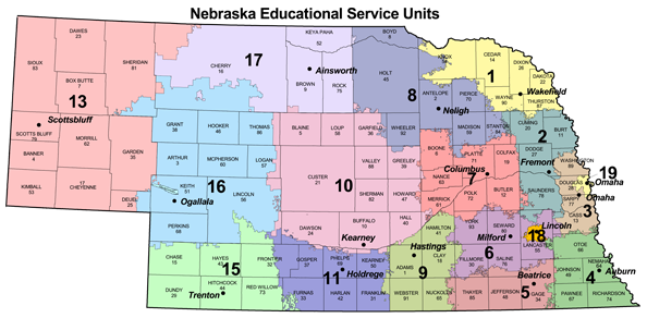 Nebraska Educational Service Units