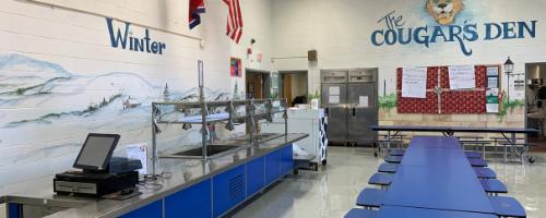 NCES Cafeteria