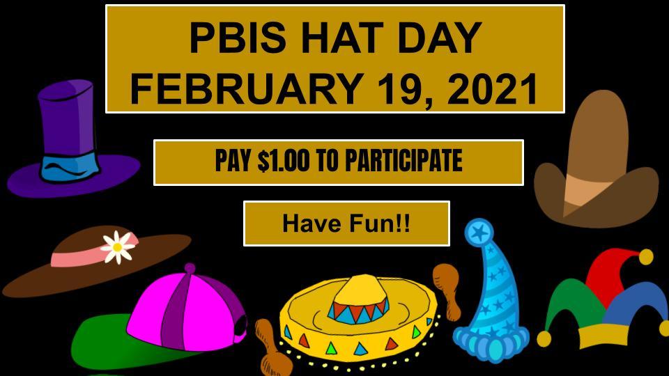 PBIS Hat Day