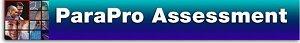 ParaPro Assessment button