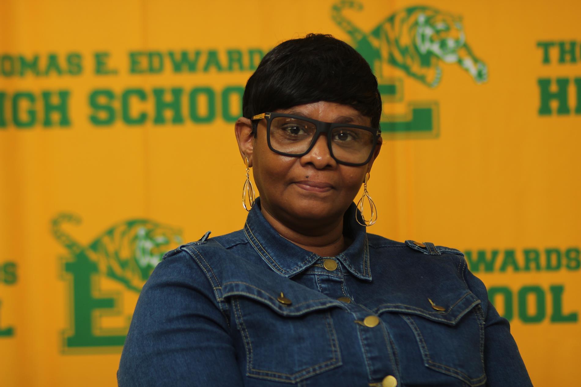 TEHS Teacher of the Year : Harriet Stancill