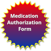 Medication Authorization Form