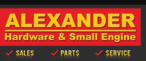 Alexander Hardware