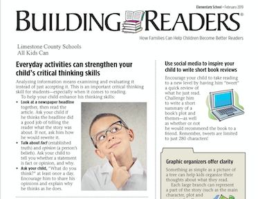 Building Readers