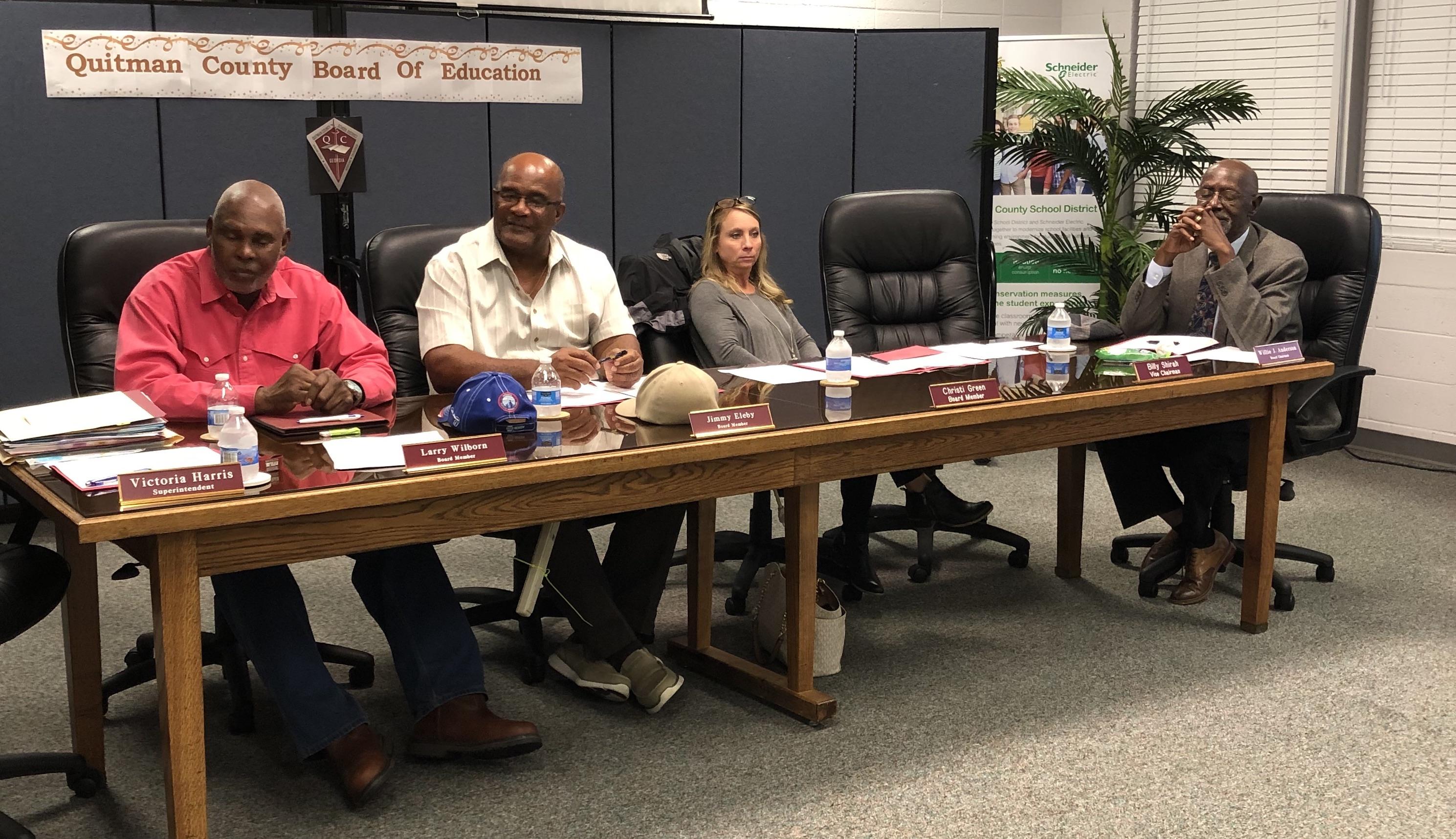 Board Meeting November 2019