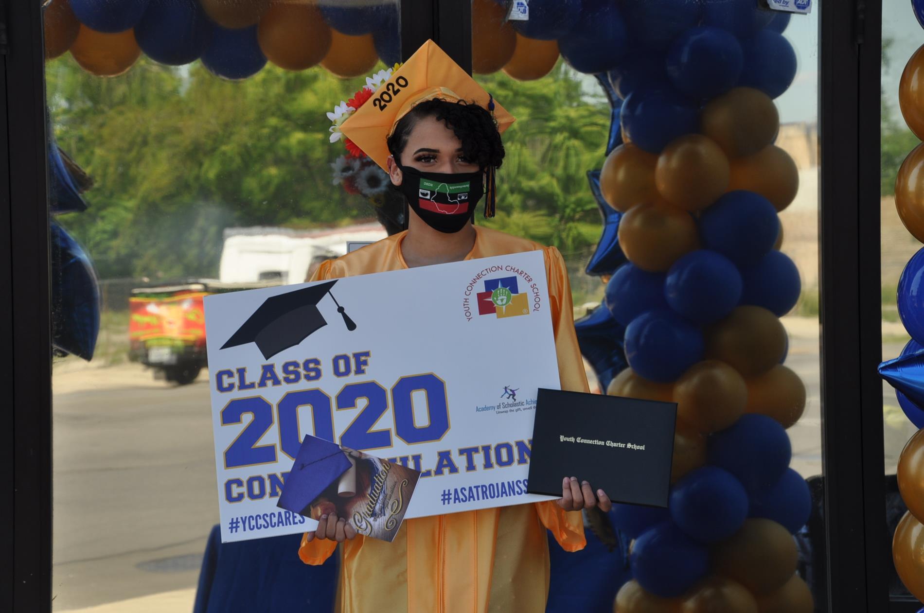 ASA student graduate