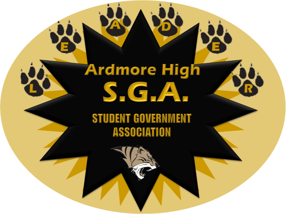 SGA Ardmore High Logo