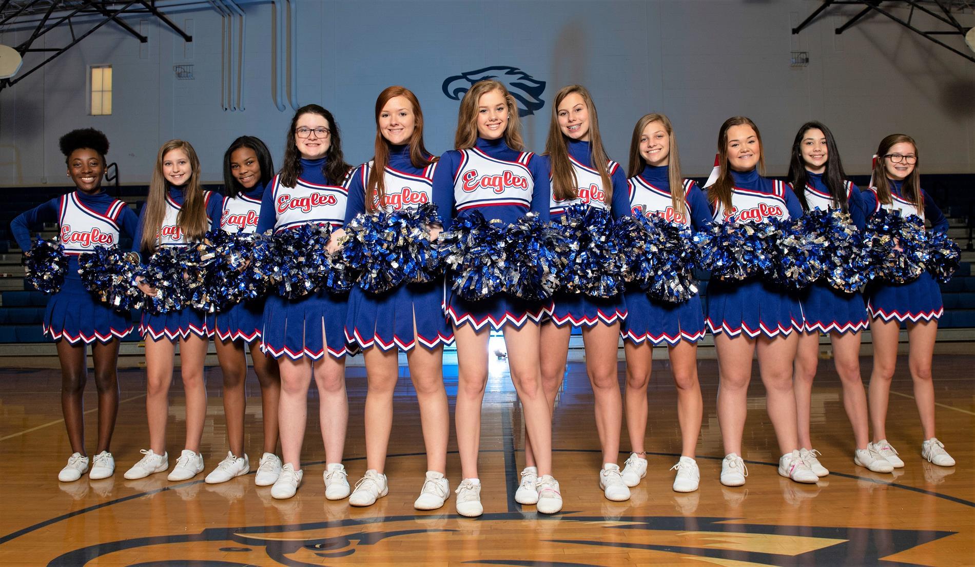 Cheer Team 18-19