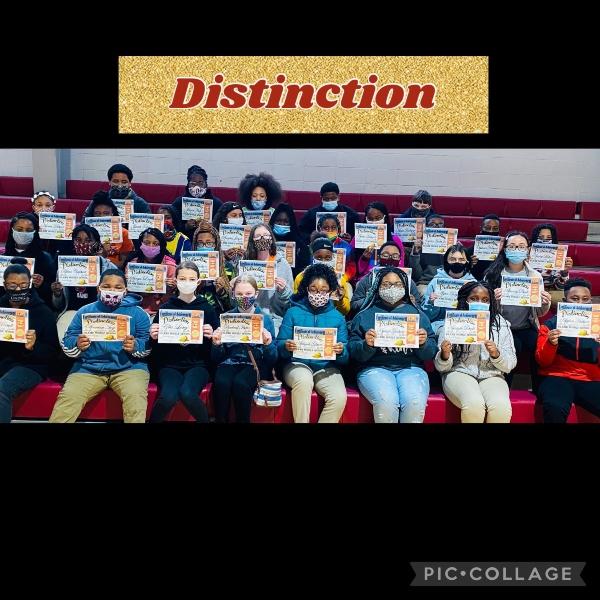 2nd Distinction