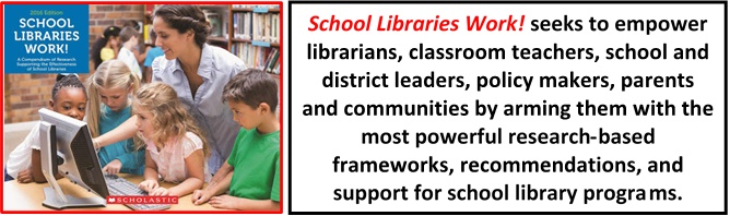 School Libraries Work