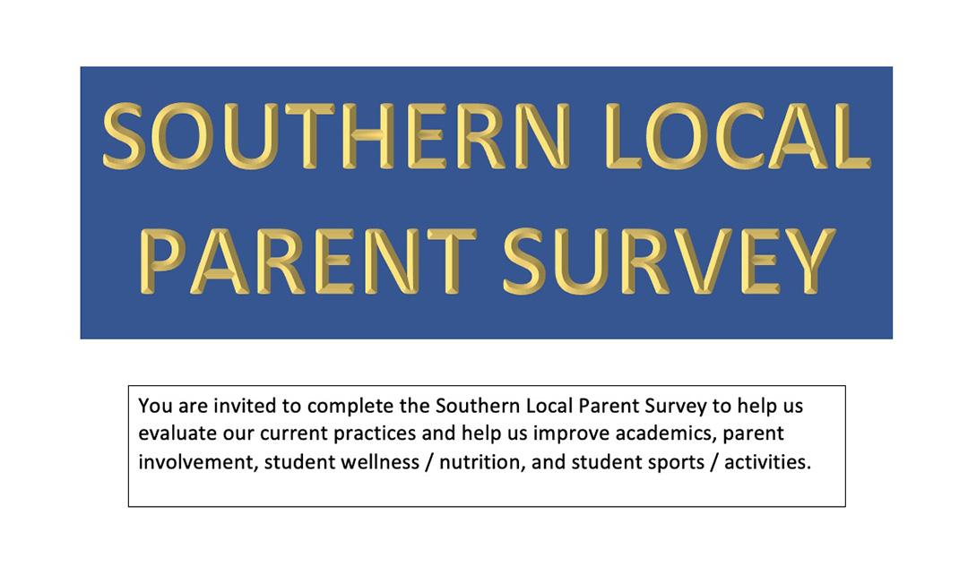 Southern Parent Survey