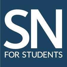 Science News for Students Button
