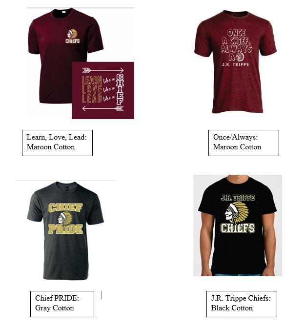 J.R. Trippe T-Shirt Sales