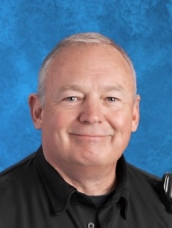 Joe Carter, School Resource Officer