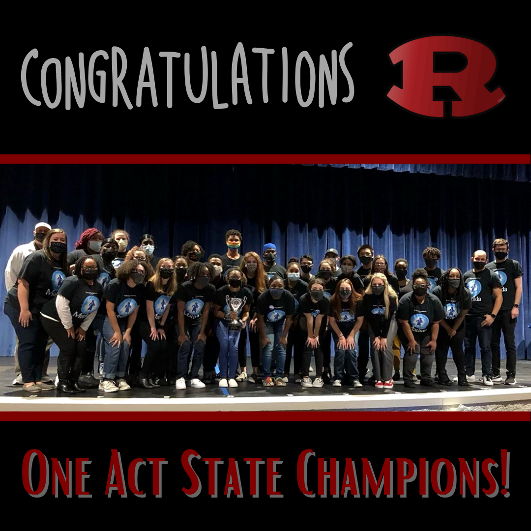 WRHS Wins One Act State Championship