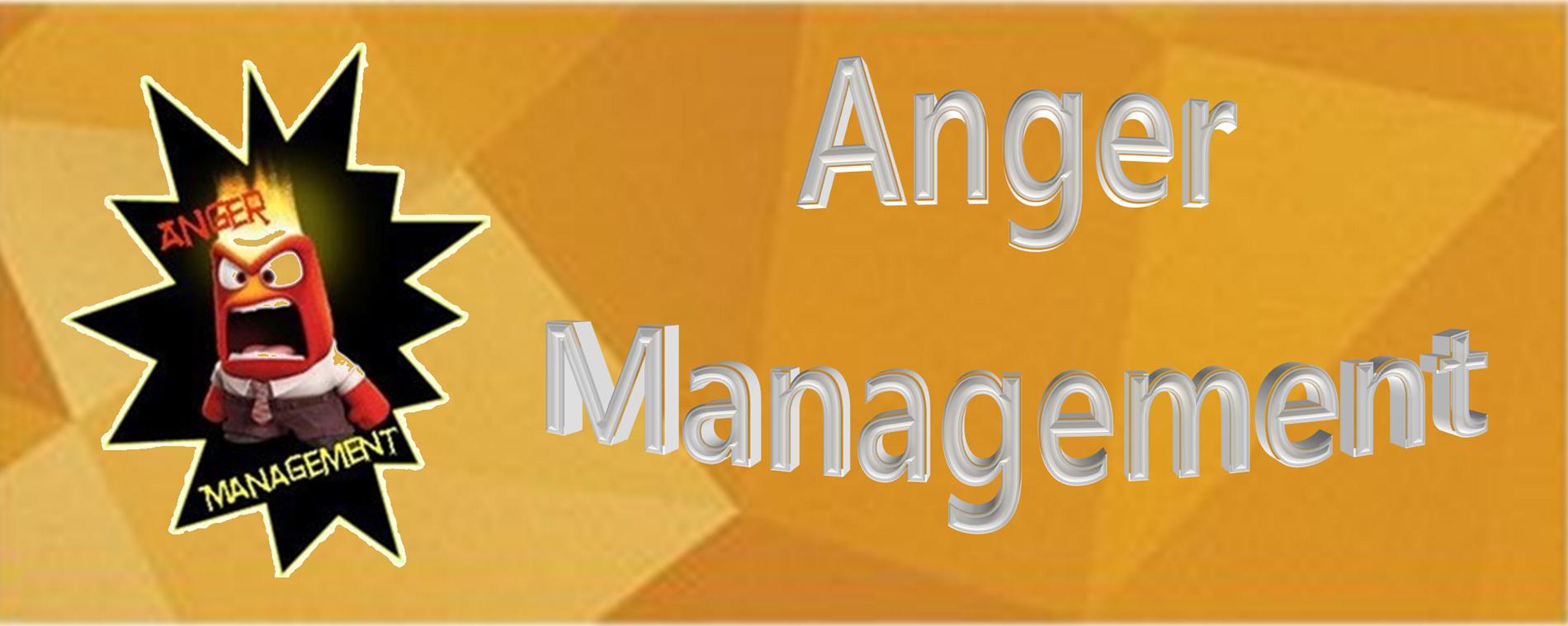 Anger Management Header