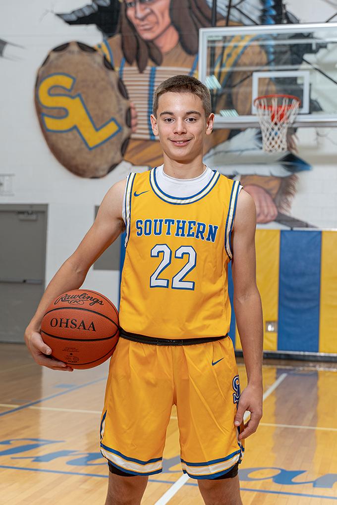 #22 Zach Tribelo - Sophomore