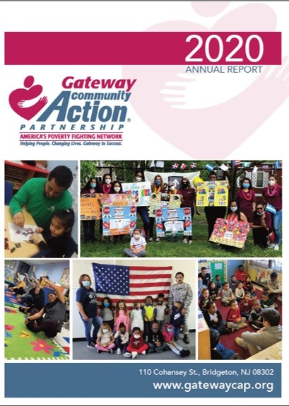 annual report for Gateway