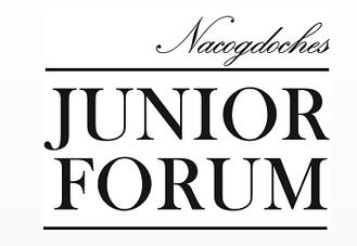 Nacogdoches Junior Forum Scholarship
