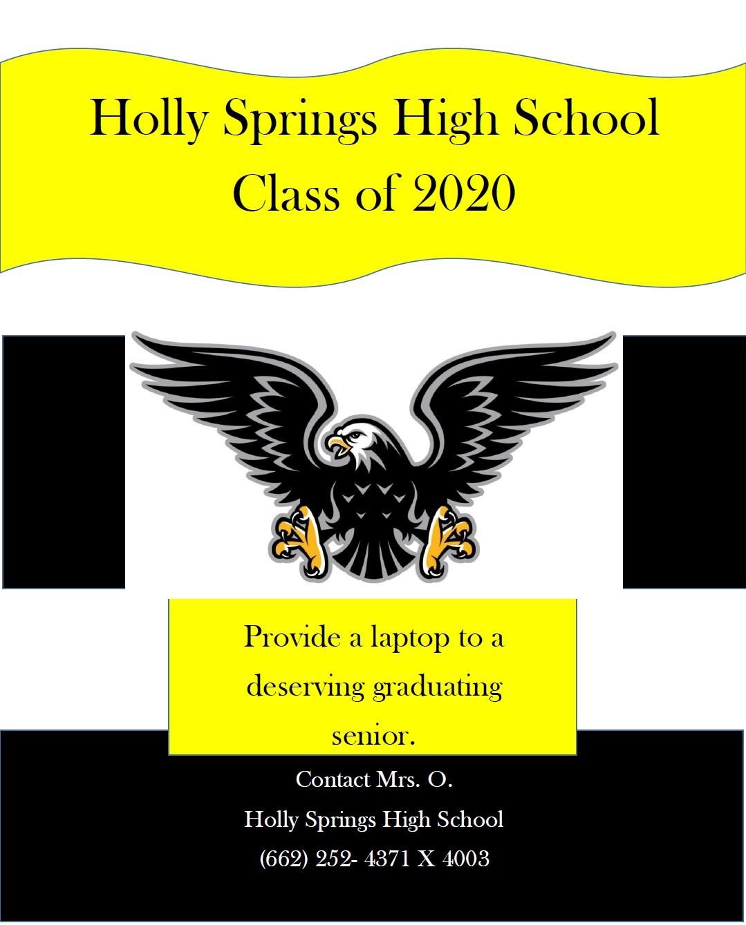 HSHS Laptop Flyer