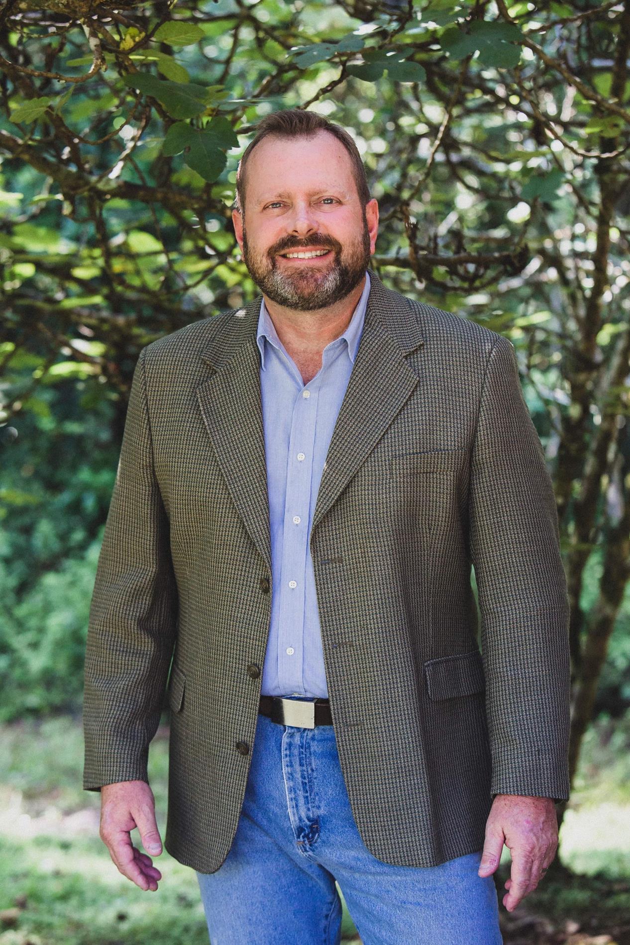 Kyle Peddie, Superintendent of Schools