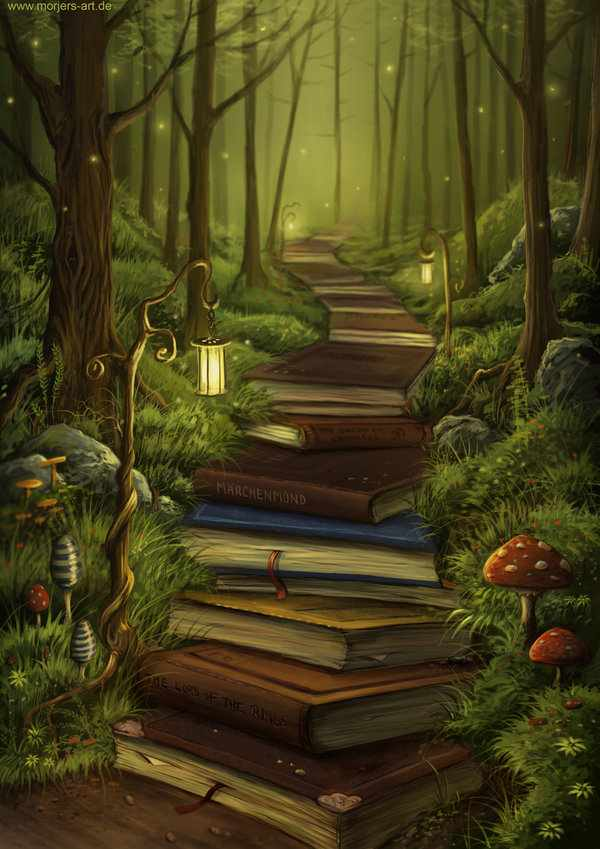 The Reader's Path- Jeremiah Morelli