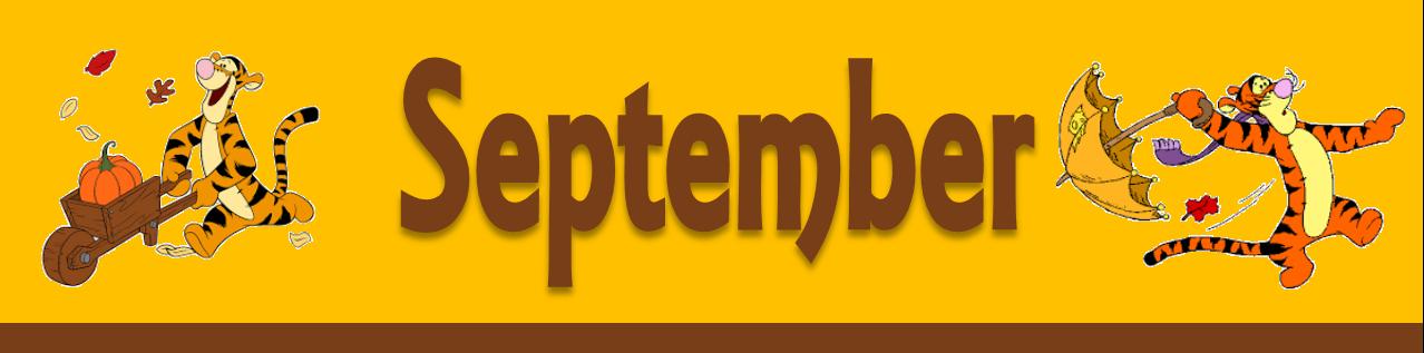 September Banner