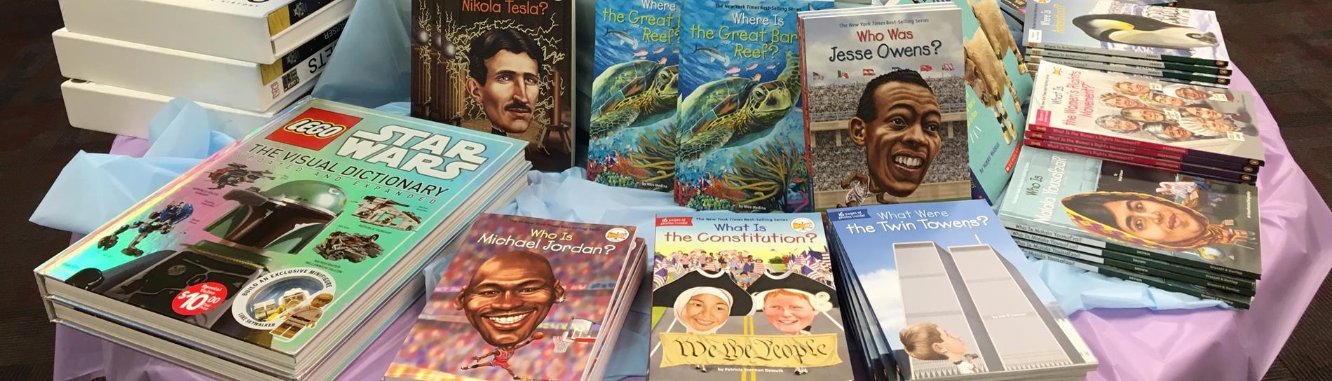 Book Fair Collage