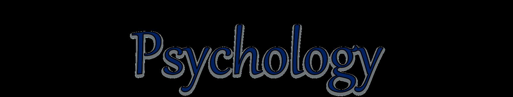 Psychology page