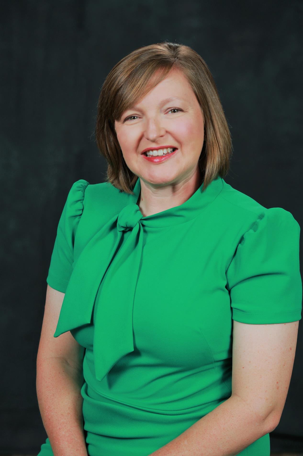 Dr. Amanda Jones- Principal